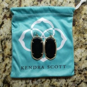 Kendra Scott Black Danielles